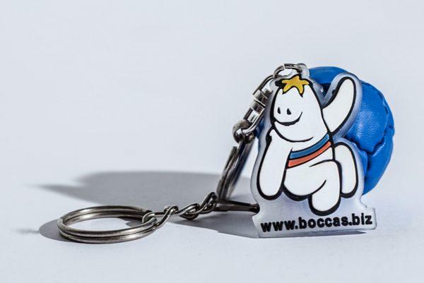 Boccas Keychain